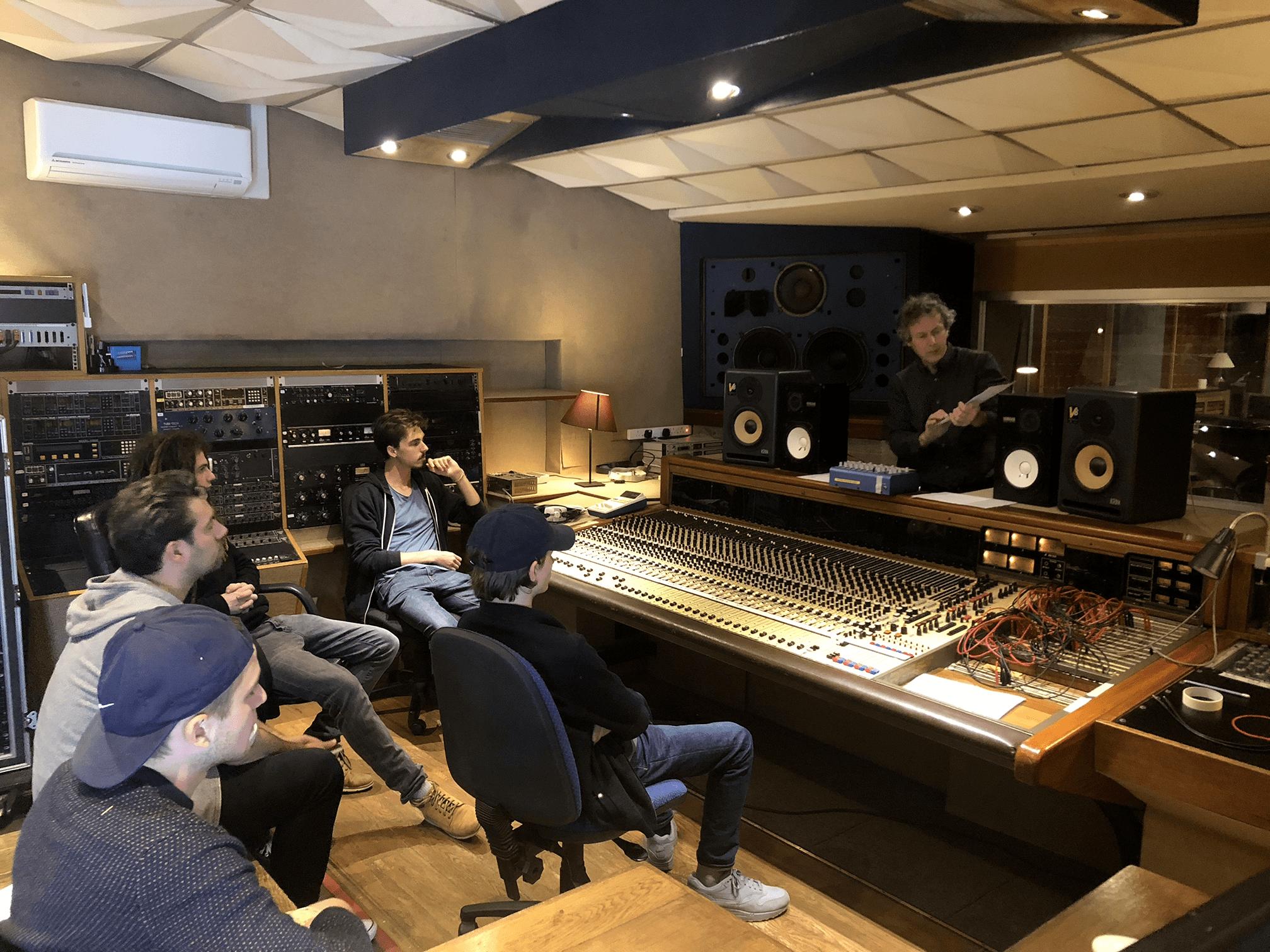 matt butler rockfield studios