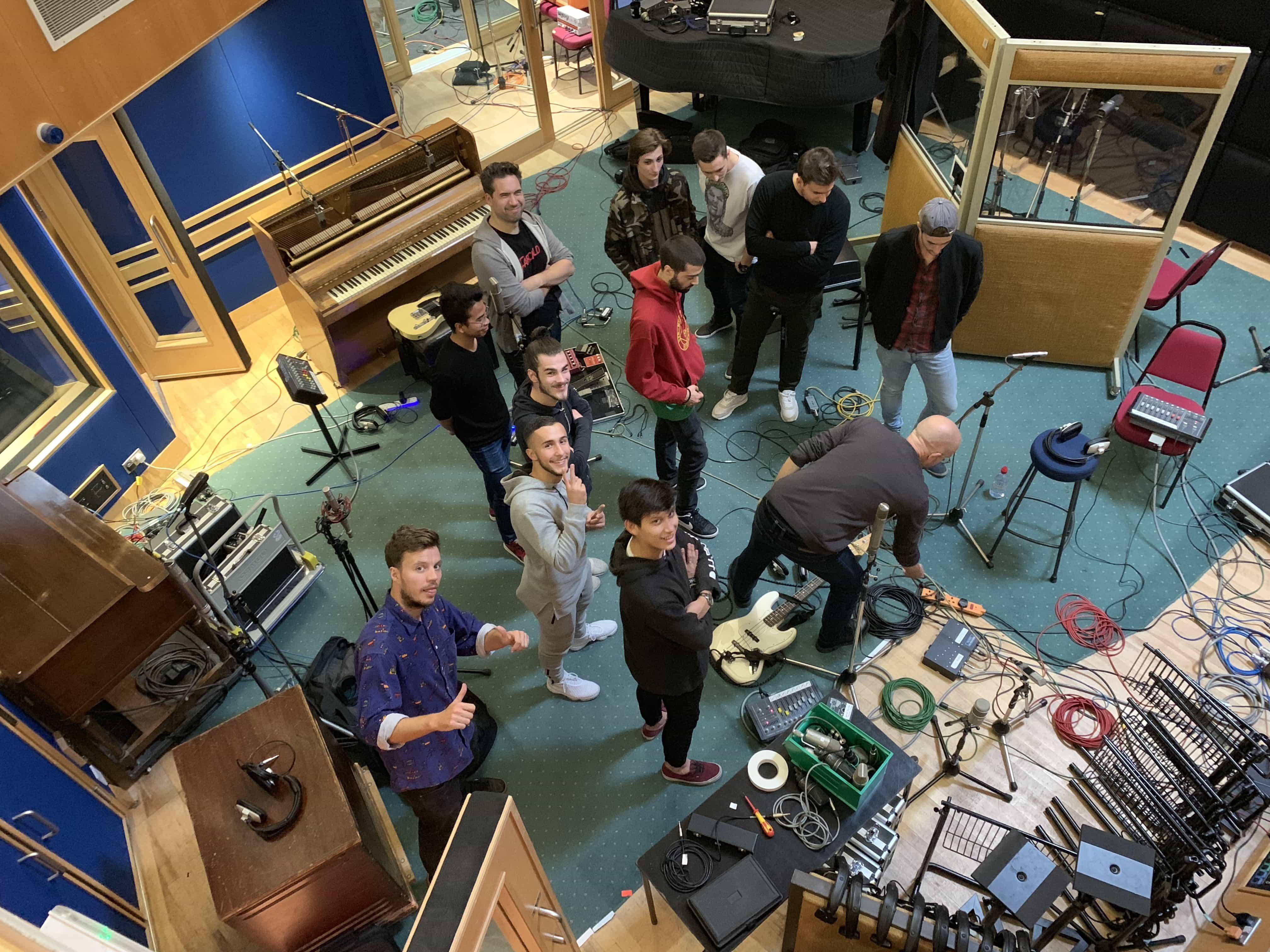 abbey road studios studio 3