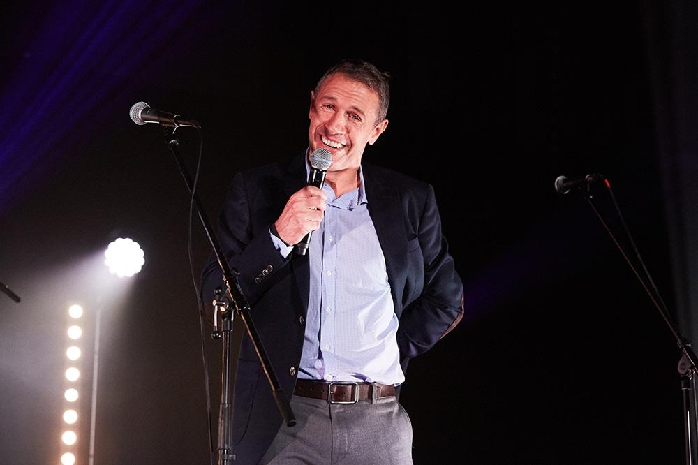 David Sharpe, COO Universal Music UK