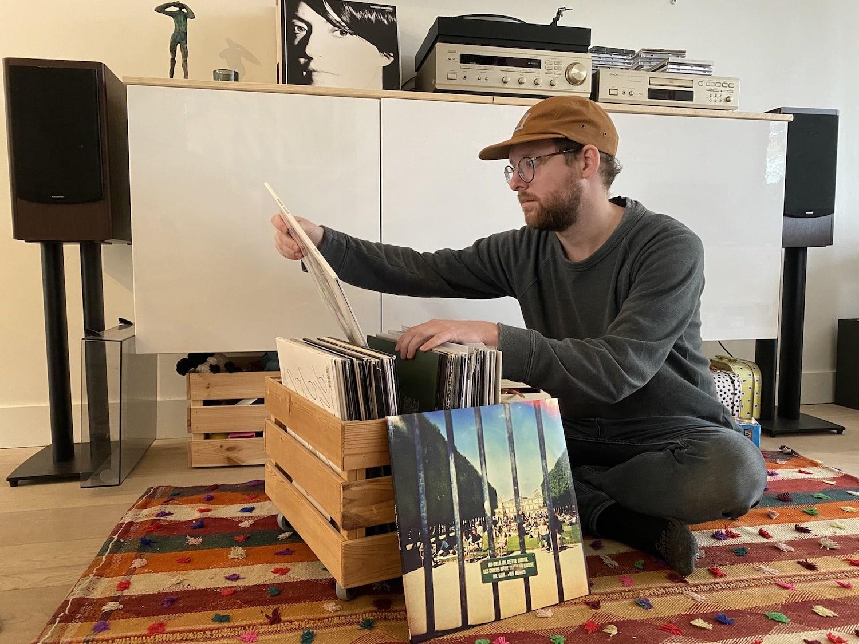 Joris van Welsen, favourite album on vinyl