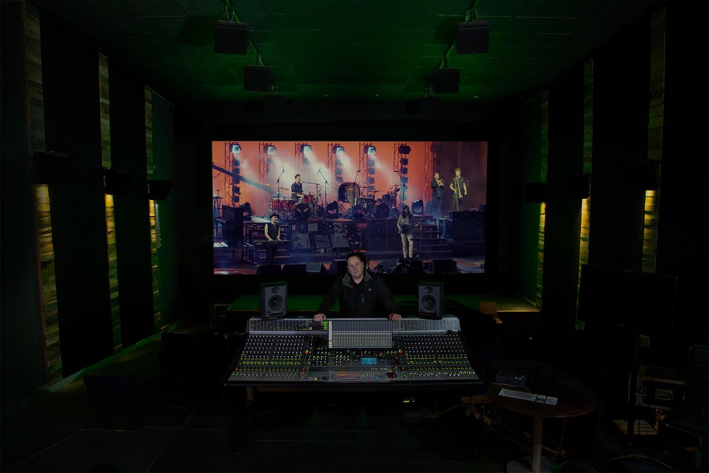 Johan van der Colff, Mastermax Studios, Post City